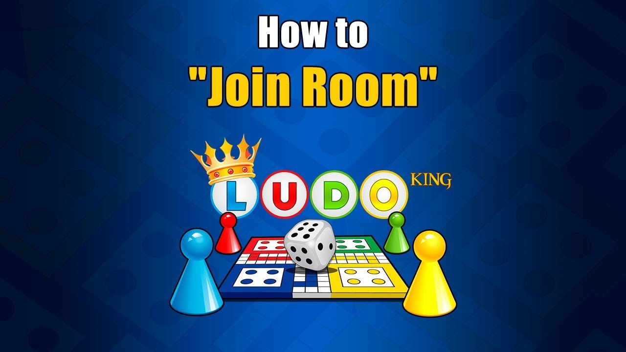 How to Join Room in Ludo King game and play with friends?