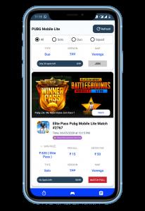 best pubg lite tournament app