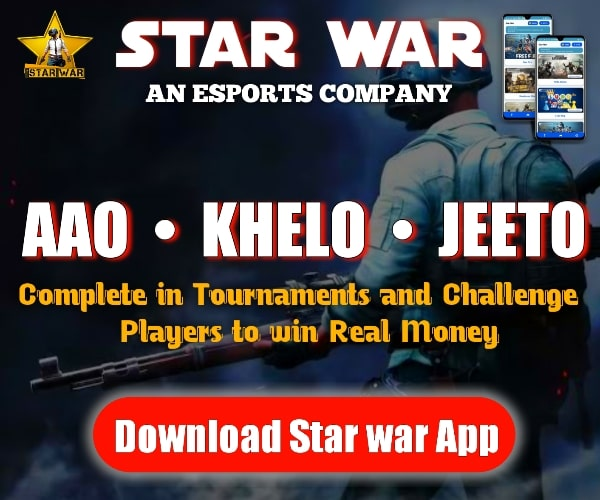best pubg lite tournament app star war