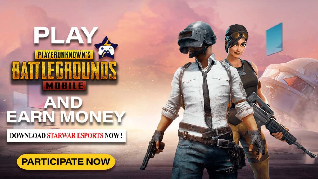 Best Call Of Duty, Free Fire, PUBG Mobile, PUBG LITE, tournament app, play and earn money