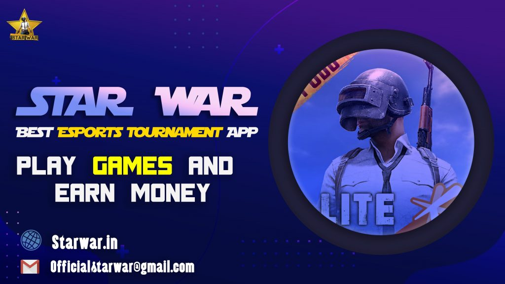 Best Call Of Duty, PUBG Mobile / PUBG LITE / Free Fire tournament app